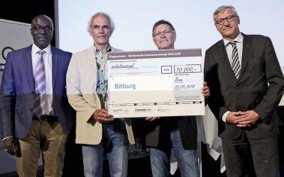 """""""Kommune bewegt Welt"""" Nkoumise-Sud erhällt dritten Preis!"""