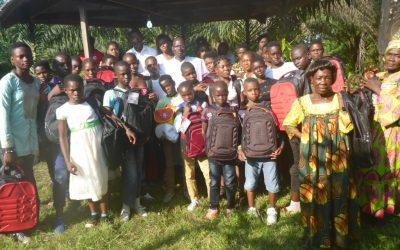 Kinderhilfe Nkoumisé-Sud Vortrag mit anschließendem Gespräch
