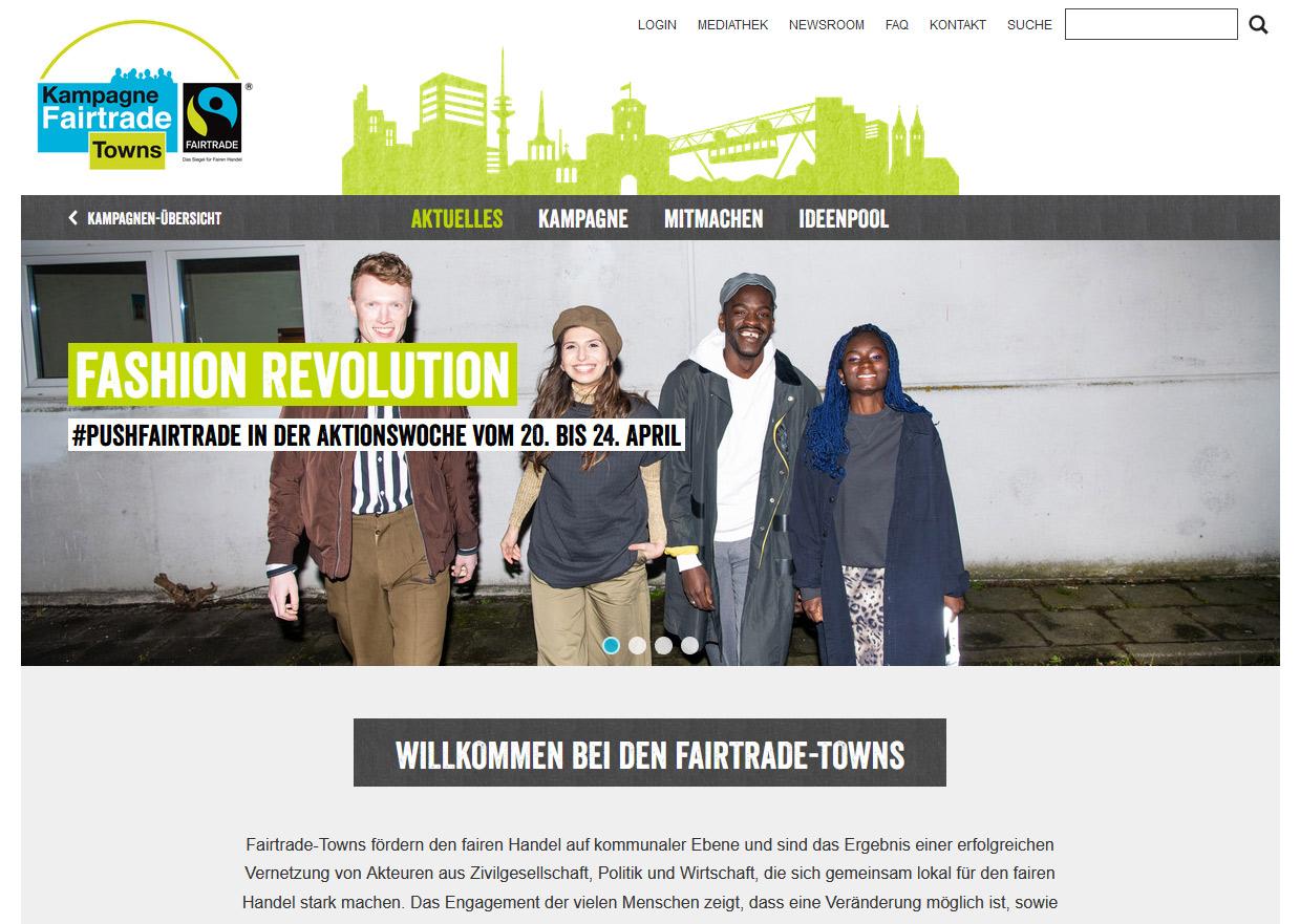 www.fairtrade-towns.de besuchen...