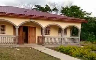 Bericht zum aktuellen Stand in Nkoumisé-Sud, Kamerun