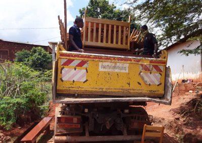 Möbelherstellung und -lieferung - Nkoumisé-Sud, Kamerun