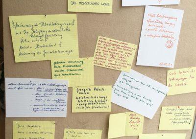 """ALASITAS Bitburg - Faire Woche Aktion """"Menschenwürdige Arbeitsbedingungen"""""""